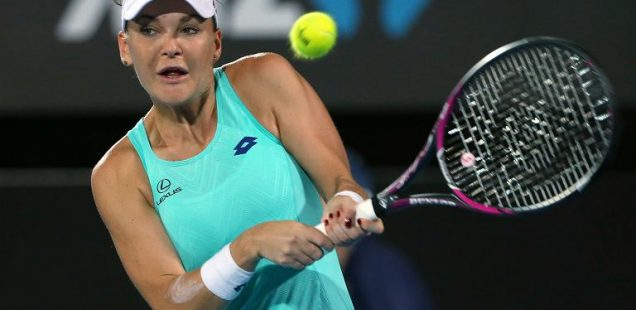 Radwańska odpada z Indian Wells