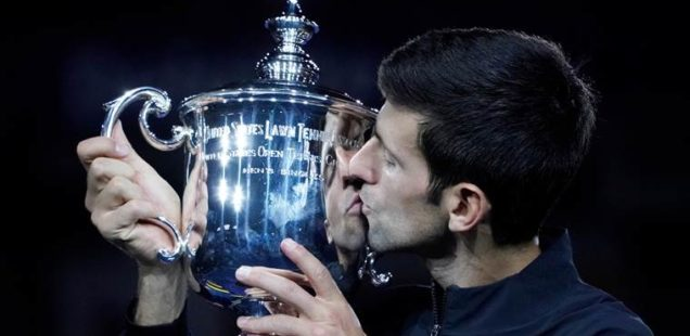 Novak Djokovic wygrał US Open